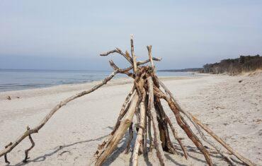 Romantischer Urlaub zu zweit in Deutschland am Meer